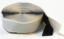 Lilie Butyl-Band 20 x 3,0 mm weiß 9,1 Meter