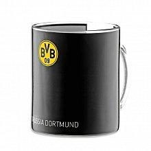 BVB Borussia Dortmund Zauberglas / -Tasse aus (Glas) Neuheit Signal Iduna Stadion