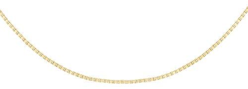 Carissima Gold Damen-Venezianierkette 9 Karat Gelbgold 51 cm -1.16.0011