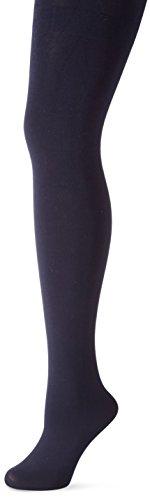 Nur Die Damen Ultra-Blickdicht Strumpfhose, 80 DEN, Blau (dunkelblau 34), 48 (Herstellergröße: 44-48=L)