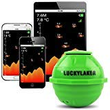 LUCKY Sonar Sans Fil WiFi Fish Finder Mer Poisson détecter Finder Pêche Sonar Android IOS