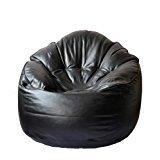 Mr. Lazy tcc74 XXXL Bean Bag Cover (Black)