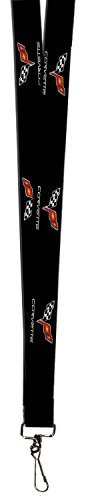 chevrolet-automobile-company-corvette-flags-lanyard