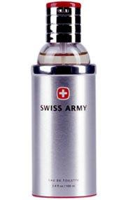 Swiss Army POUR HOMME par Swiss Army - 100 ml Eau de Toilette Vaporisateur