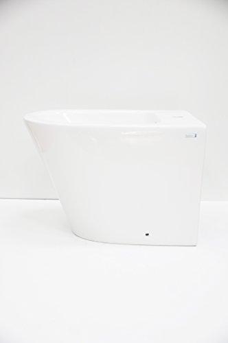 Nativo Design Stand Bidet weiß, Alba Plus