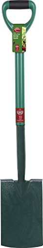 Ambassador Carbon Steel Border Spade Longueur: 93cm