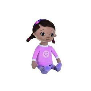 Disney Doc Mcstuffins Peluche avec Pyjama 25 cm