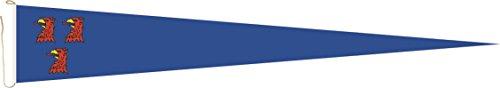 Haute Qualité pour U24 Long Fanion pase Walk Drapeau 250 x 40 cm