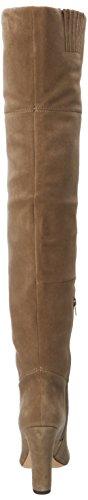 ALDO 47066656, Stivali alti con Tacco Donna Beige (Taupe/37)