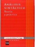 Análisis sintáctico. Teoría y práctica