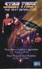 Star Trek - The Next Generation 22: Das Herz eines Captains/Der Planet der Klone [VHS] (Landau-herz)