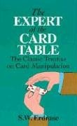 The Expert at the Card Table: The Classic Treatise on Card Manipulation (Dover Magic Books) - 1902 Karte