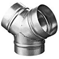 Unión en Y Vents para Extractor de aire/Tubo flexible (125mm)