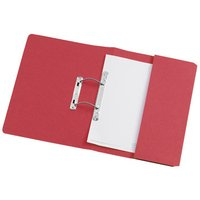 Rexel Acco 43248EAST A4 Eastlight Jiffex File - Red