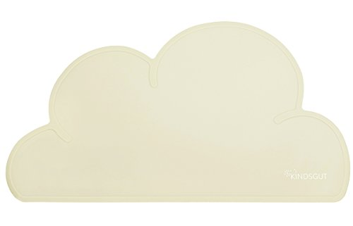 Kindsgut Platzdeckchen Wolke, Tisch-Set, creme