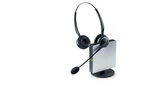 GN Netcom Jabra GN9125Duo Flex mit Noise Cancelling Mikrofon Jabra Gn9125 Duo