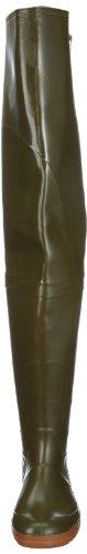 Nora River 72018, Bottes de pluie mixte adulte Vert-TR-J1-3