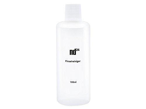 100ml PINSEL-REINIGER - Brush Cleaner - Reiniger für Pinsel und Werkzeuge - Gelpinsel Acrylpinsel Nailartpinsel reinigen