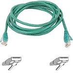 Belkin CAT5e Netzwerkkabel grün, 10m UTP RJ45 -