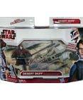 Desert  Skiff with Anakin Skywalker Fahrzeug und Figur Set Star Wars The Clone Wars von Hasbro