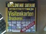 Goldene Serie - Visitenkarten Druckerei