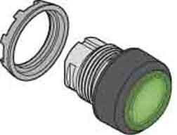 ABB Stotz S&J Drucktaster MP2-11G gn,verrastend,flach CombiLine-Modular Frontelement für Drucktaster 7320500266717