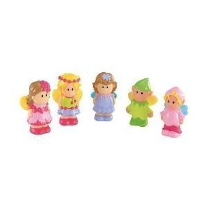 Image of HappyLand Fairy Figures by Toymaster
