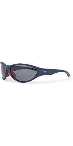 Gill Classic Wassersport Strand Bootfahren Yachting oder Surf Sonnenbrille Navy Smoke - UV Sonnenschutz und SPF-Eigenschaften - Unisex