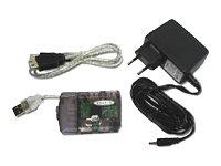 Compact Hub/USB Hi-Spd v2.0 Charcoal