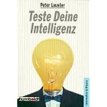 Teste Deine Intelligenz.