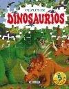 Puzles de dinosaurios (Libro puzle de 24 piezas) por Equipo Todolibro