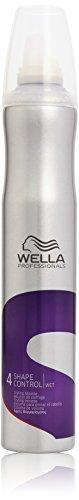 Wella Professionals - 4 Shape Control - Espuma para peinar el cabello - 500 ml