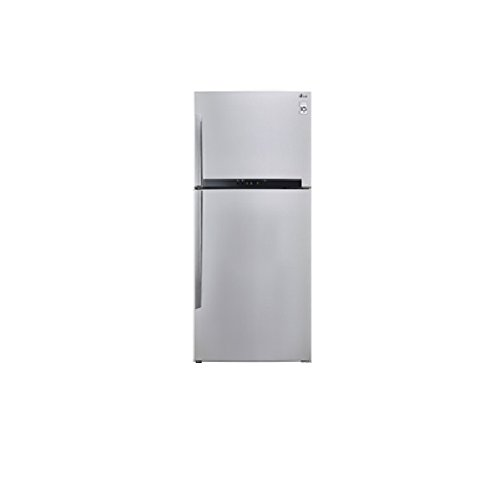 LG 546 L 3 Star Frost-Free Double Door Refrigerator (GN-M702HLHM, Shiny Steel)