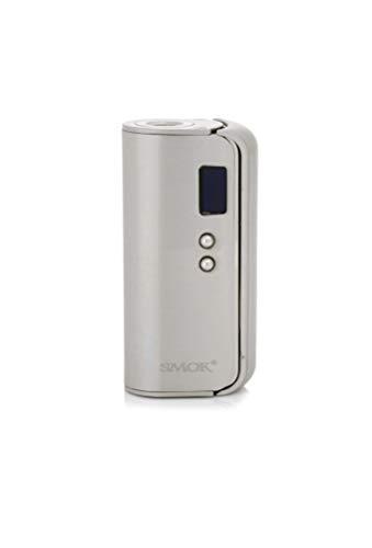 Smok OSub Mini TC VW Mod 1350mAh 40W Kompakt Stilvolle E-Zigarette Vape Mod (Edelstahl) Kein Nikotin oder Tabak