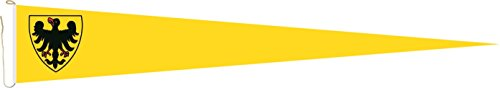 Haute Qualité pour U24 Long Fanion Drapeau Sinsheim 250 x 40 cm