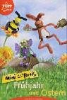 Mini-Tonis Frühjahr und Ostern: Frühjahrs- und Osterdekoration aus Mini-Tontöpfen