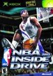 NBA INSIDE DRIVE 2002 Edizione Regno Unito