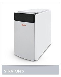 ELCO Straton S 14-21 Brennwertkessel mit 150L Warmwasserspeicher