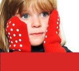 Snuguns Mittens for children, easy on, stay on mittens for kids