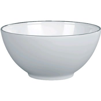 Jasper Conran At Wedgwood White 'Platinum' Gift Bowl - 14Cm