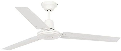 21WUpN2Vg1L - Faro 33005 Eco Indus Ceiling Fan (White)
