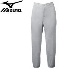 Mizuno Girls Unbelted Padded Pant, ragazza, Black