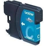 Preisvergleich Produktbild Brother LC-1100HYC Tintenpatrone–Tintenpatrone für Drucker (Cyan, DCP-6690CW MFC-5890CN MFC-5895CW MFC-6490CW MFC-6890CDW, Tintenstrahl, 1,2cm, 7,4cm, 9,3cm