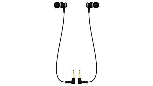 Casque d'écoute intra-auriculaire Equinox pour l'Oculus Quest (Son 3D à 360 degrés - Suppression du bruit) de VRej Sounds (avec sac en cuir et accessoires) avec BMTick UK/EU Ltd