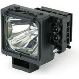 Replacement Lamp with Housing for SONY KDF-E60A20 with Genuine Original Osram P-VIP Bulb Inside - FREE Shipping