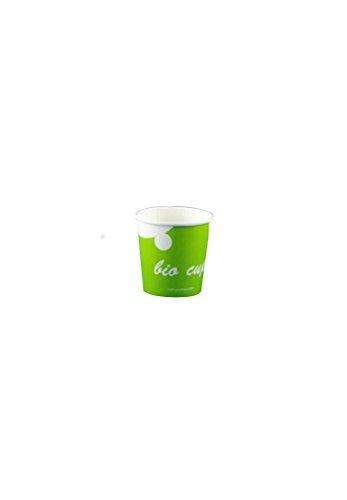 Biosylva - Petit gobelet café 12,5 cl Bio cup 100pourcent végétal par 50