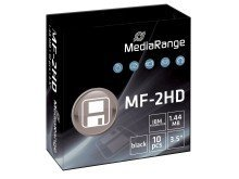 MediaRange MR200 Diskette Floppy Disc (1, 4MB, 10-er Pack)