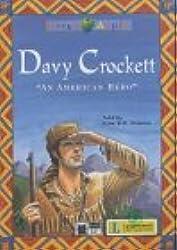 Davy Crockett: An American Hero [With CD] (Green Apple Step One)