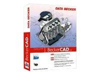 DATA BECKER - BeckerCAD 3.0 (PC)