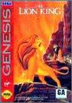 Der König der Löwen Sega Mega Drive, gebraucht - gut